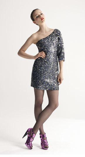 Foto de Vestidos de Navidad por TopShop. Cuatro estilos y un sinfín de looks a combinar (17/19)