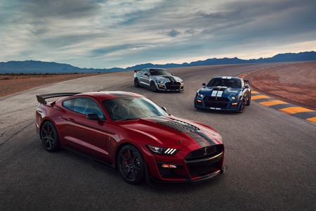 """El nuevo Shelby GT500 es el Ford Mustang de calle más rápido y potente de la historia, con """"más de 710 CV"""""""