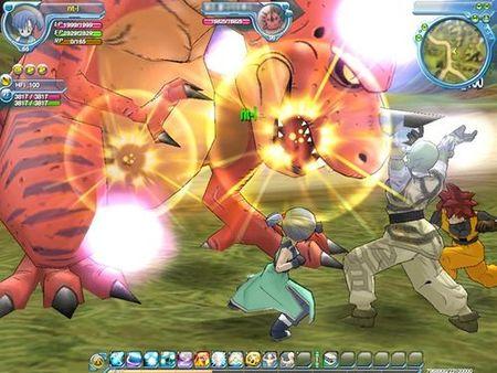 'Dragon Ball Online' se muestra de nuevo con un interesante tráiler