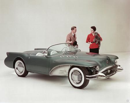 1954 Wildcat II