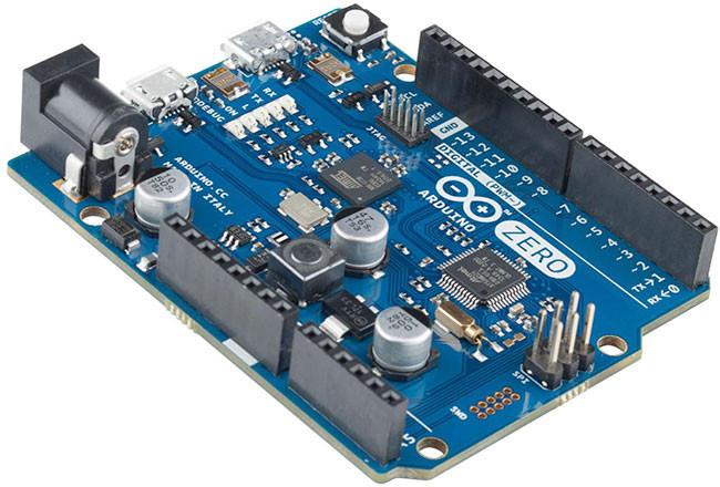 Arduino Zero, el nuevo juguetito con Cortex M0+
