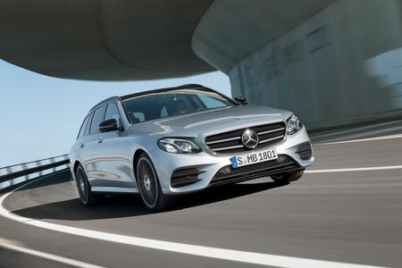Mercedes-Benz Clase E Estate, manteniendo vivas a las vagonetas de la mejor manera posible
