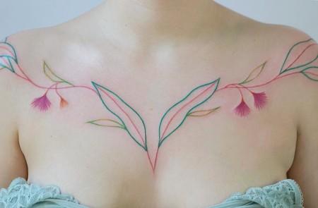 Así son los delicados tatuajes de Jess Chen que están conquistando Instagram