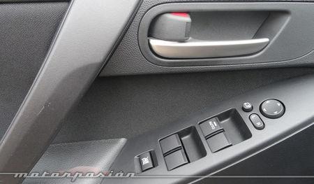 Mazda3 1.6 CRTD 115 cv elevalunas eléctricos delanteros