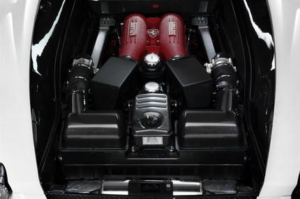 Ferrari F430 por Novitec