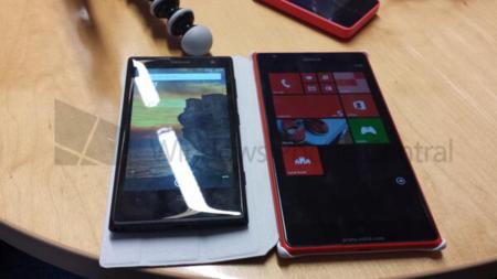 Se filtra imagen de lo que podría ser el Nokia Lumia 1520
