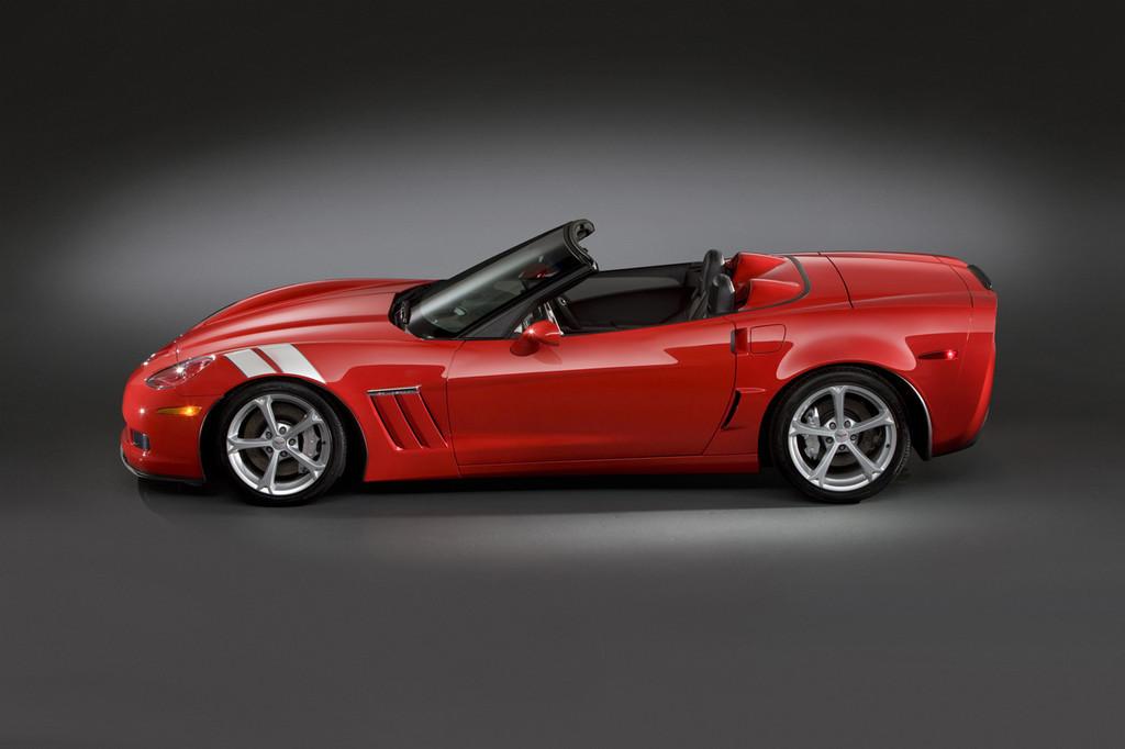 Foto de 2010 Chevrolet Corvette Grand Sport (2/10)