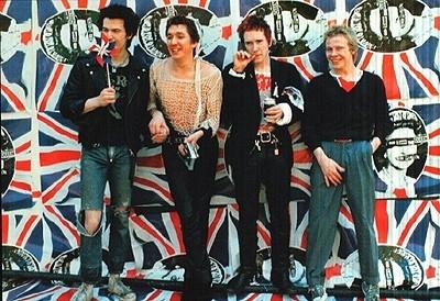 'Guitar Hero III' lleva al estudio a los Sex Pistols de nuevo