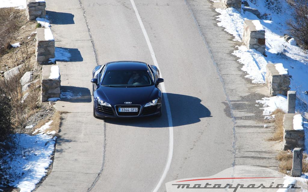 Foto de Audi R8 4.2 FSI R tronic (prueba) (23/50)