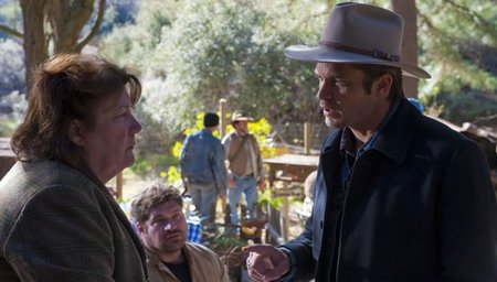 Cinco razones para ver 'Justified'