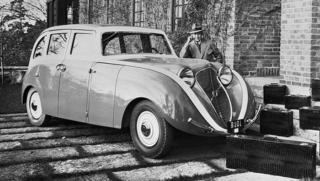 Primer Volvo