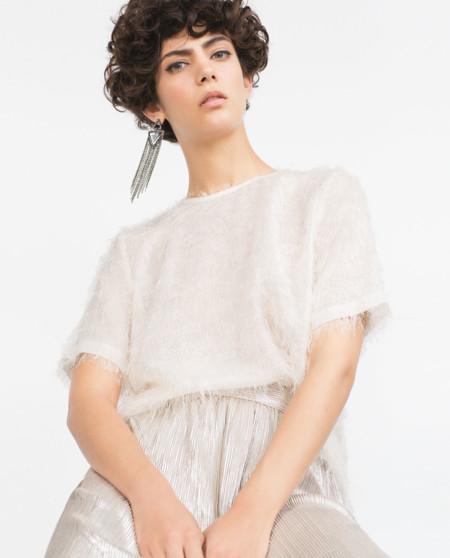 Ficha tu look de fiesta en la nueva colección de Zara Evening