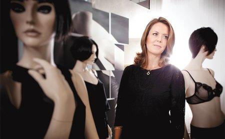 Suzy Biszantz, CEO de La Perla