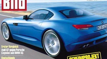 Rumores sobre el BMW Z10