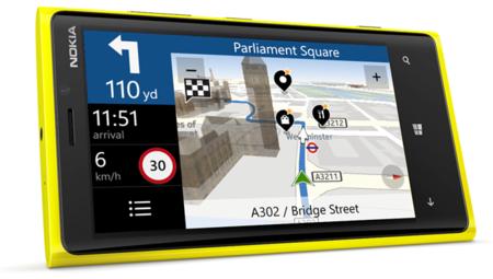 Nokia Drive+ Beta llega al resto de teléfonos Windows Phone 8, pero no en todos los mercados