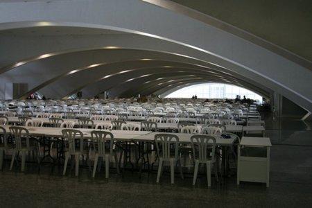 La Comunidad Valenciana pierde la Campus Party