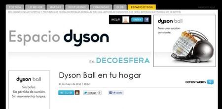 Nuevo Espacio Dyson en Decoesfera
