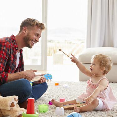 Los cinco cambios que suceden en el cerebro de los hombres tras convertirse en padres