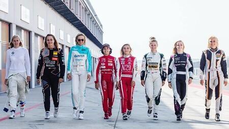 W Series F1 2021