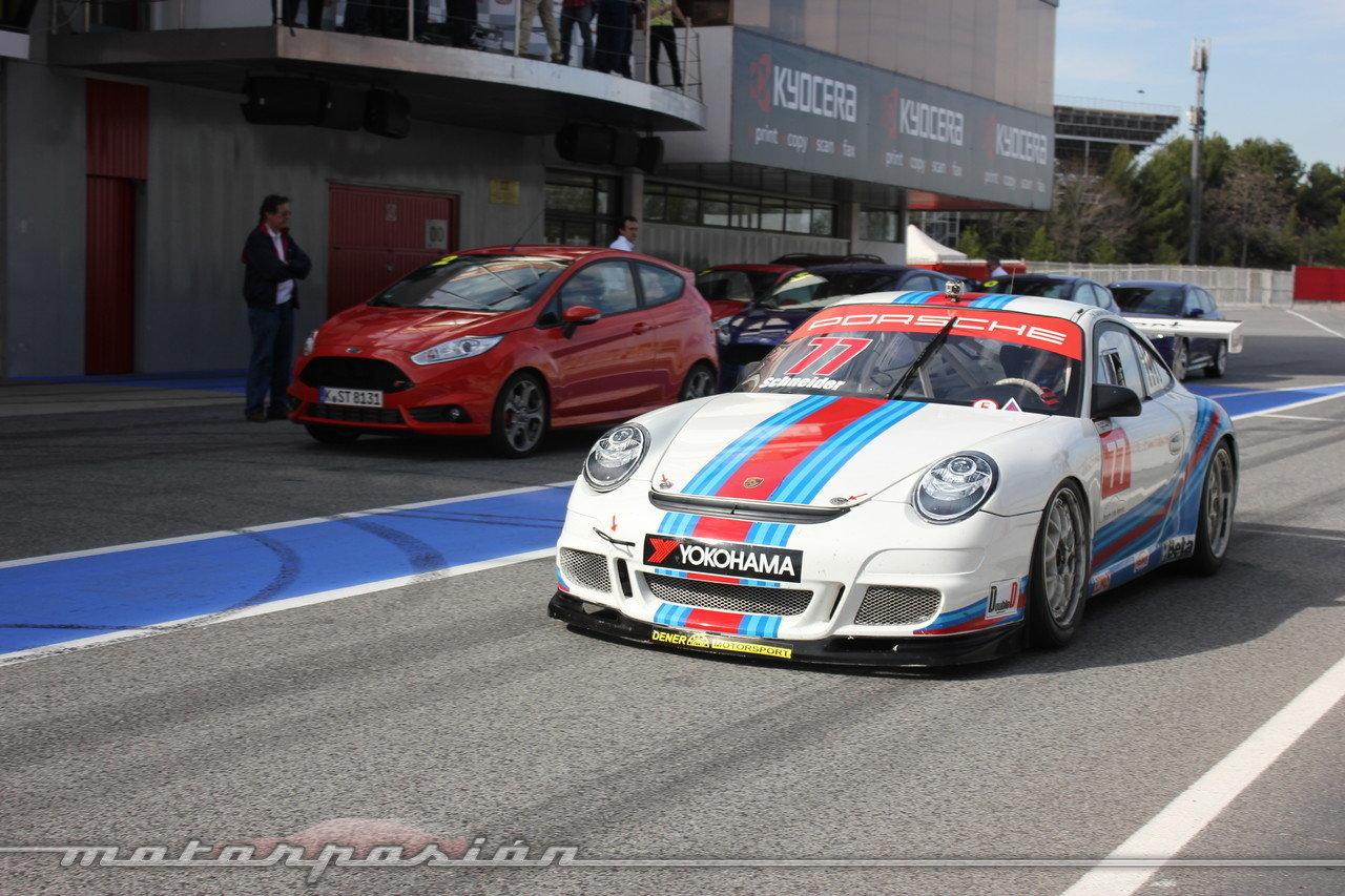 Foto de Porsche en EdM 2013 (28/46)