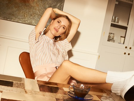 Pernille Teisbaek nos enseña su estilo único a través de la nueva colección de Mango