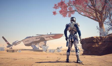 Mass Effect Andromeda Gameplay Tga 2016