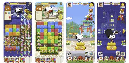 Snoopy Puzzle Journey 02