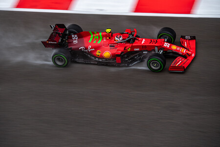 Sainz Rusia F1 2021