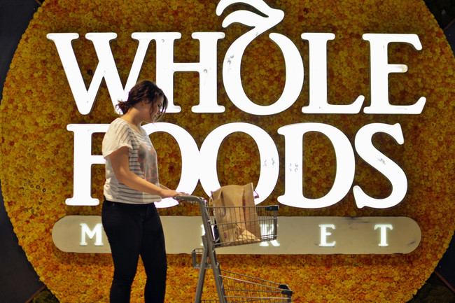 Wfm Store Logo With Shopper