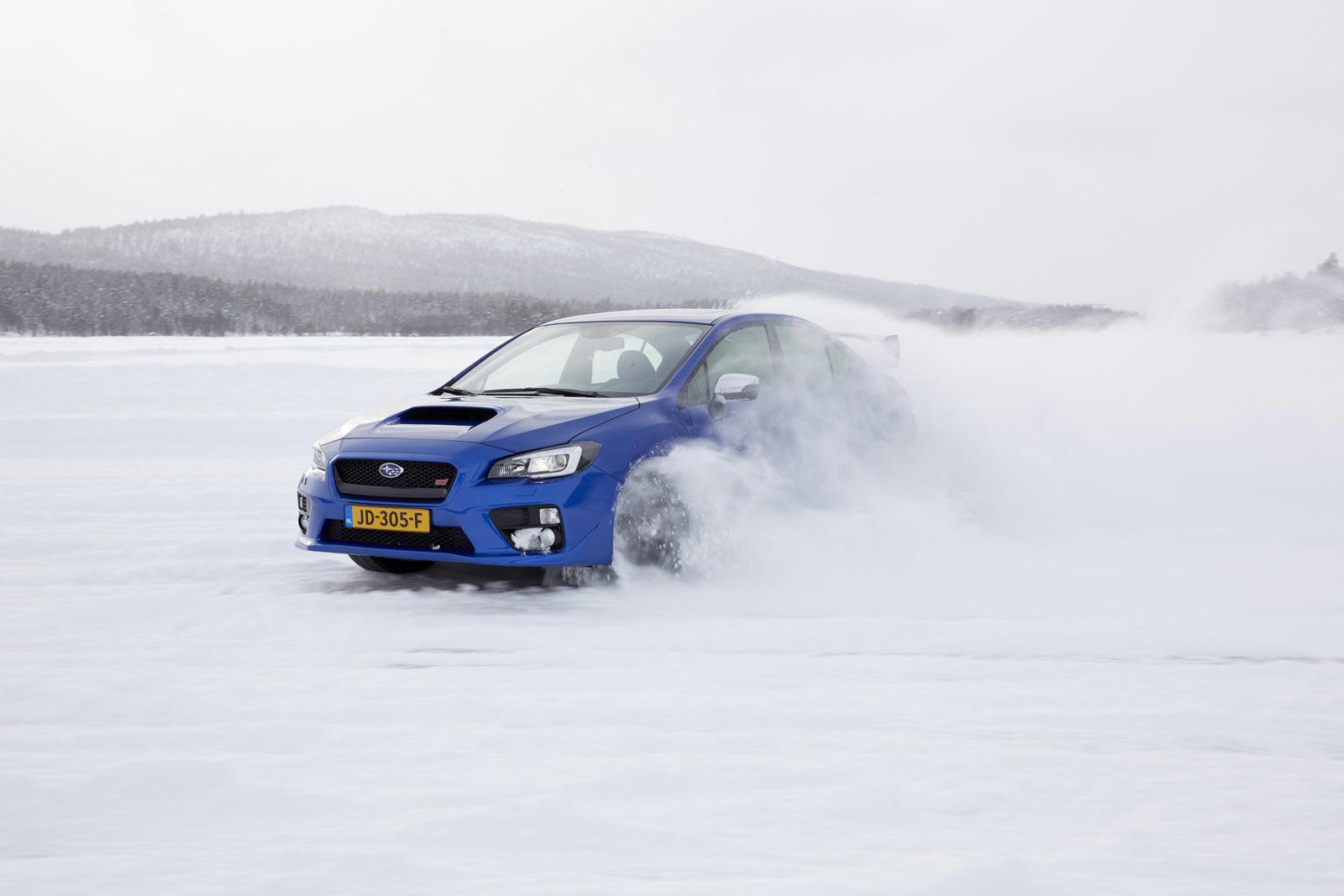 Foto de Subaru Snow Drive 2016 (99/137)
