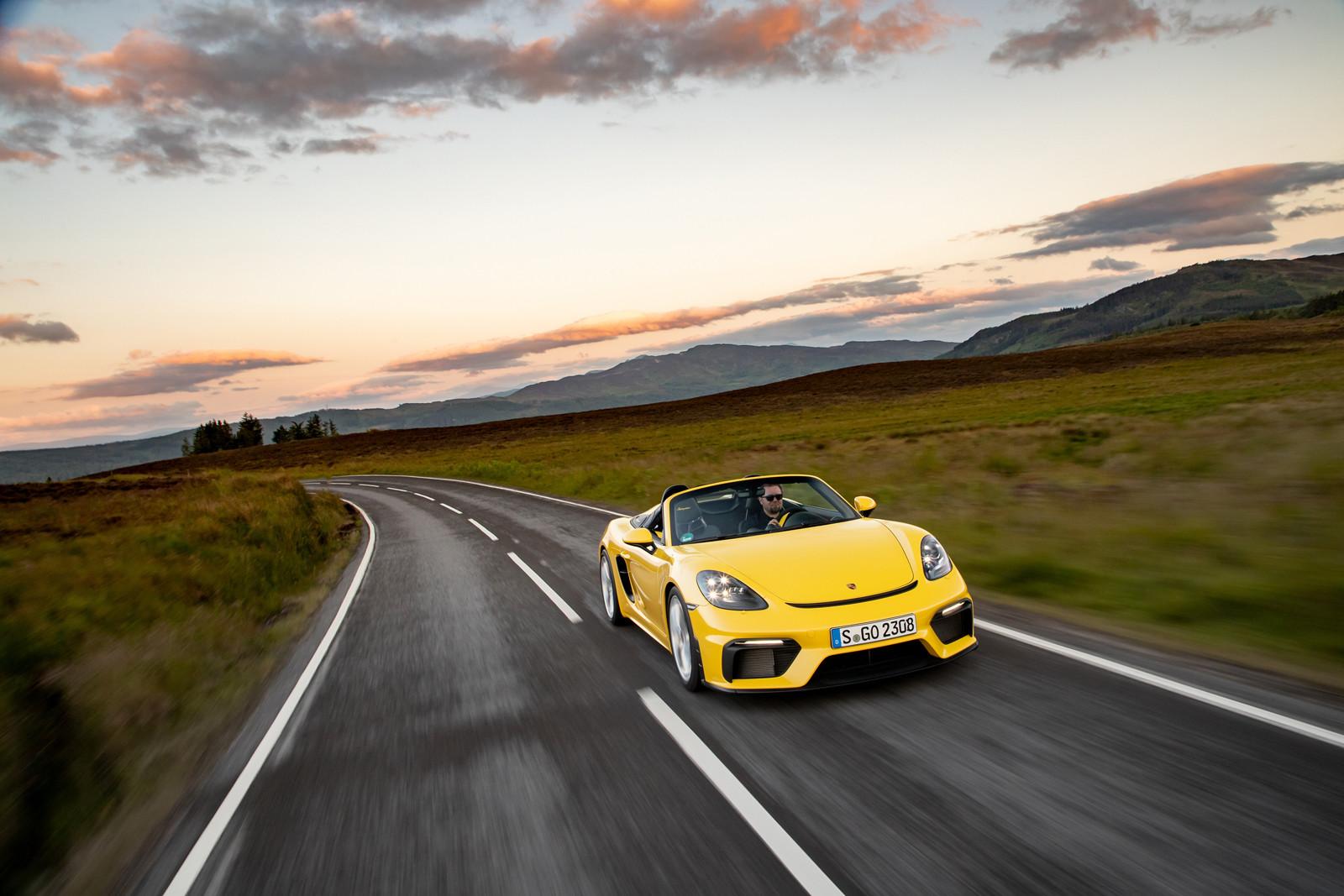 Foto de Porsche 718 Spyder (prueba contacto) (234/296)