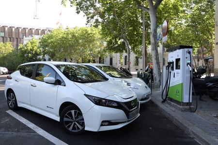 Coche Electrico Madrid
