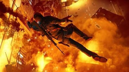 El primer tráiler de Just Cause 3 es una oda a la destrucción más desenfrenada
