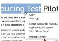 Context font: qué fuente usa un sitio web