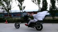 La moto más (ponga aquí lo que piense) del mundo