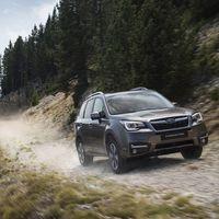 El Subaru Forester se actualiza para volverse un SUV mucho más seguro con la tecnología EyeSight