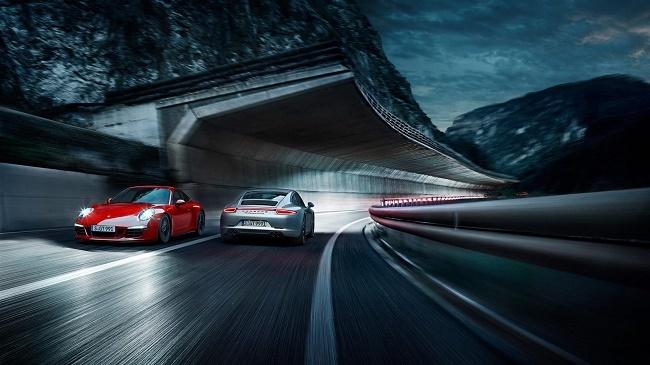 Foto de Porsche 911 Carrera GTS (1/15)