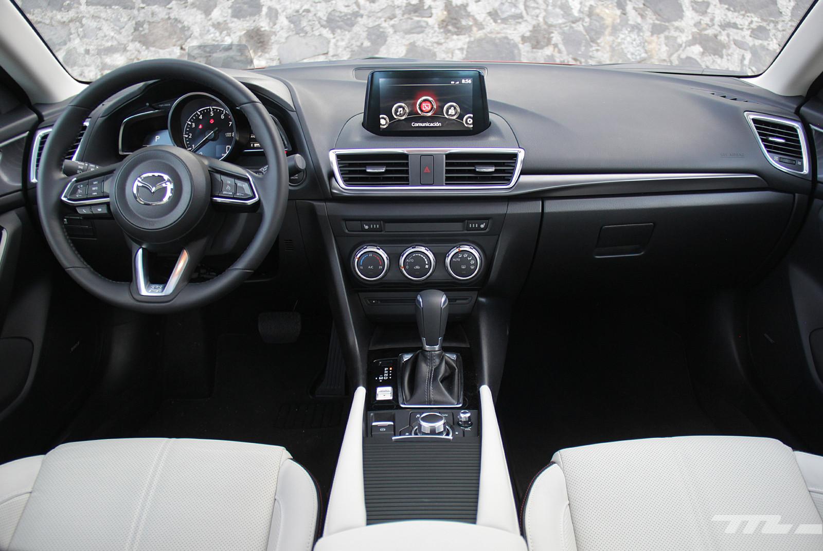 Foto de Comparativa: Mazda3 vs. Nissan Sentra vs. Toyota Corolla vs. Volkswagen Jetta (12/60)