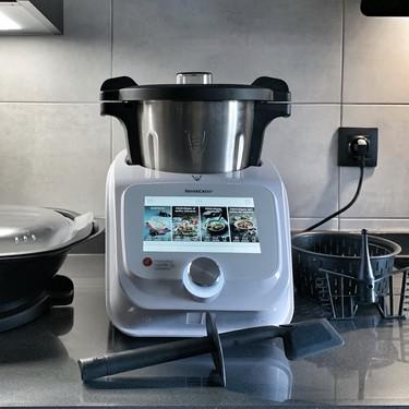 """Monsieur Cuisine Connect, análisis: la """"Thermomix de Lidl"""" es silenciosa, guiada, conectada y de grandes dimensiones"""