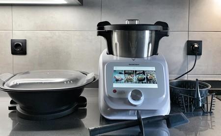 Monsieur Cuisine Connect, análisis: la competidora del Lidl de Thermomix es silenciosa, guiada, conectada y de grandes dimensiones