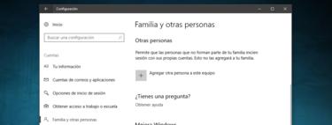 Cómo crear nuevas cuentas de usuario en Windows 10