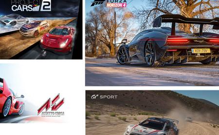 Los 10 (+1) mejores videojuegos de carreras para regalar esta Navidad