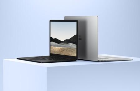Ya puedes descargar los nuevos fondos de pantalla estrenados por el Surface Laptop 4