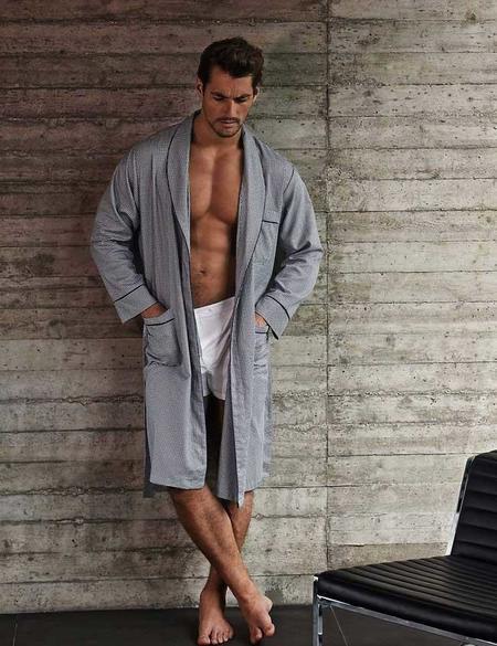 David Gandy diseña una colección de ropa interior para Marks & Spencer