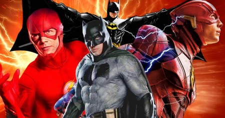 The Flash Movie Confirmed To Introduce Dc Multiverse On The