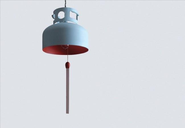lampara propano 2