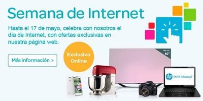 Carrefour también celebra la #SemanadeInternet con descuentos especiales