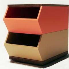 Foto 4 de 5 de la galería muebles-de-madera-con-detalles-de-color en Decoesfera