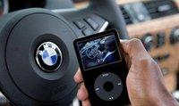 BMW integra el iPod en toda la gama