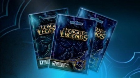 tarjetas de regalo league of legends colombia
